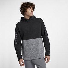 Мужская худи Hurley Bayside Snapper Pullover Nike