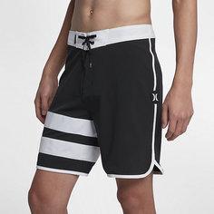Мужские бордшорты Hurley Phantom Block Party Solid 45,5 см Nike