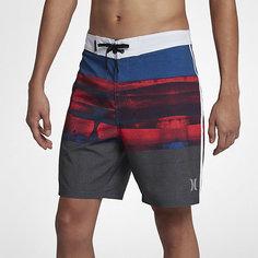 Мужские бордшорты Hurley Phantom Roll Out 45,5 см Nike