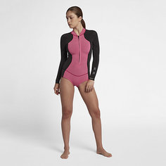 Женский гидрокостюм Hurley Advantage Plus 2/2mm Springsuit Nike
