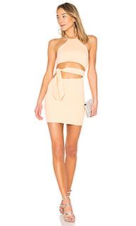 Обтягивающее платье pamela - h:ours