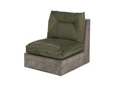 "Кресло ""Concrete Corner Chair"" Gramercy"