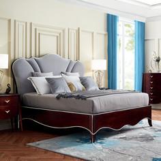 "Кровать с решеткой ""Rimini"" Fratelli Barri"