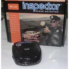 Радар-детектор Inspector RD-U3