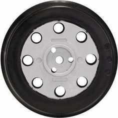 Тарелка опорная Bosch 125мм мягкая для РЕХ (2.608.601.063)