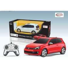 Rastar Машина на радиоуправлении 1:24 Volkswagen Golf gti 44700