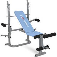 Многофункциональная скамья Carbon Fitness MB-50