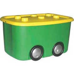 Ящик Пластишка Моби для игрушек М2598