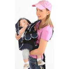 Рюкзак Baby Style кенгуру Мася Джинс до 9,5 кг 1411939