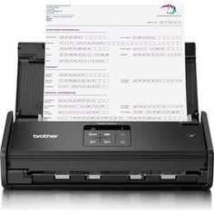 Сканер Brother ADS-1100 (ADS1100WR1)