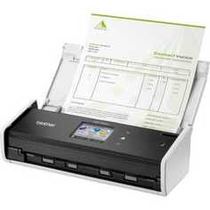 Сканер Brother ADS-1600W (ADS1600WR1)