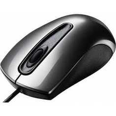 Мышь Asus UT200 серый (90-XB0L00MU00030)