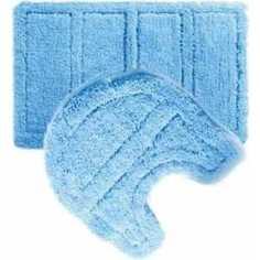 IDDIS Blue Landscape Набор ковриков для ванной 60*90 см, 50*50 см, микрофибра (241M590i13)
