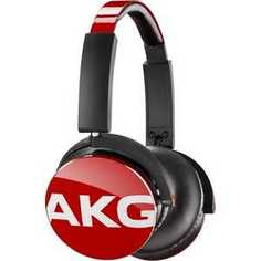 Наушники AKG Y50 red