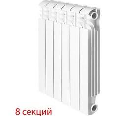 Радиатор отопления Global алюминиевые ISEO - 500 (8 секций)