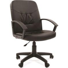 Офисное кресло Chairman 651 ЭКО черный