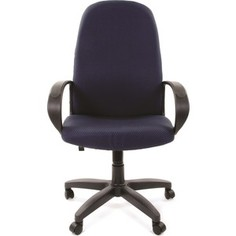 Офисное кресло Chairman 279 JP15-5 черно-синий