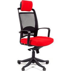 Офисное кресло Chairman 283 26-22 красный