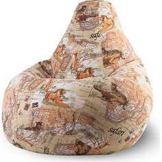 Кресло-мешок Пуфофф Safari XL