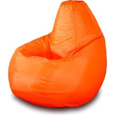 Кресло-мешок Груша Пазитифчик БМО1 оранжевый