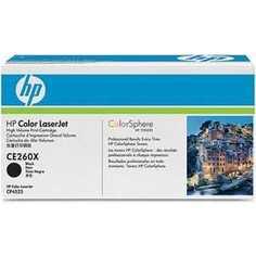 Картридж HP CE260X