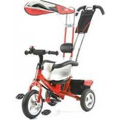 Велосипед 3-х колесный Vip Lex 903-2А red (красный) VipLex 903-2А red
