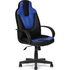 Кресло офисное TetChair NEO (1) 36-6/36-39 черный/синий