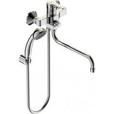 Смеситель для ванны Vidima Уно с душевым гарнитуром (BA239AA)