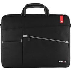Сумка для ноутбука Crown CMB-558 Black (до 17)