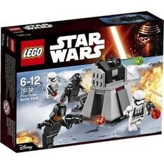 Конструктор Lego Боевой набор Первого Ордена (75132)