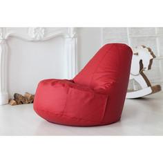 Кресло-мешок DreamBag Comfort cherry (экокожа)