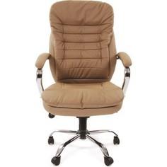Офисное кресло Chairman 795 ЭКО бежевый