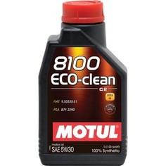 Моторное масло MOTUL 8100 Eco-clean 5w-30 1 л