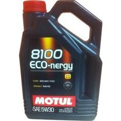 Моторное масло MOTUL 8100 Eco-nergy 5w-30 4 л