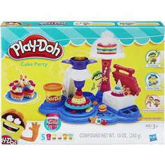 Игровой набор Hasbro PlayDoh Сладкая вечеринка (B3399)