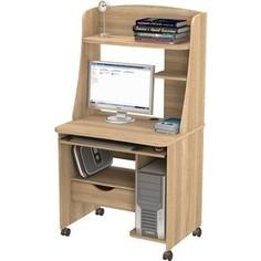 Стол компьютерный ВасКо КС 20-22 М2 - дуб сонома