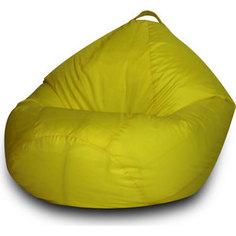 Кресло мешок DreamBag М-желтое