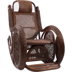 Кресло-качалка Мебель Импэкс Twist Alexa коньяк