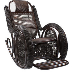 Кресло-качалка Мебель Импэкс Twist Alexa орех