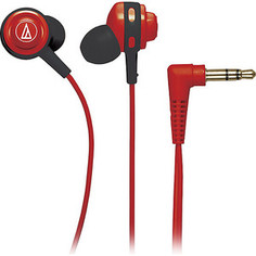 Наушники Audio-Technica ATH-COR150 red
