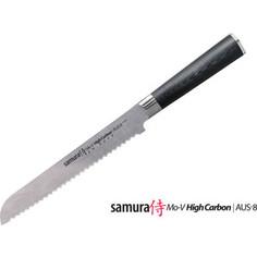 Нож для хлеба 23 см Samura Mo-V (SM-0055/16)