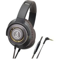 Наушники Audio-Technica ATH-WS770 iS weapon steel