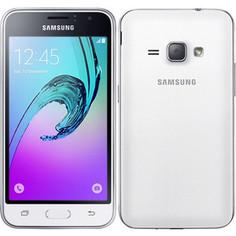 Смартфон Samsung Galaxy J1 2016 White