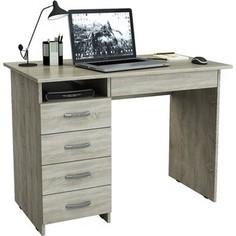Письменный стол Мастер Милан-1 левый (дуб сонома)