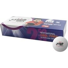 Мяч для настольного тенниса DHS CF40B (10шт, белый)