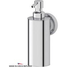 Емкость для жидкого мыла металлическая Ellux Elegance хром (ELE 010)