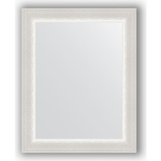 Зеркало в багетной раме Evoform Definite 39x49 см, алебастр 48 мм (BY 1343)