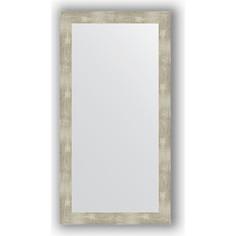 Зеркало в багетной раме Evoform Definite 54x104 см, алюминий 61 мм (BY 3076)
