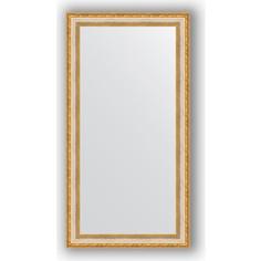 Зеркало в багетной раме Evoform Definite 55x105 см, версаль кракелюр 64 мм (BY 3077)