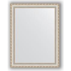 Зеркало в багетной раме Evoform Definite 65x85 см, версаль серебро 64 мм (BY 3174)